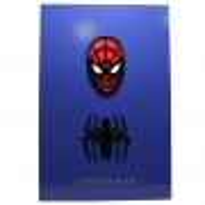 Quadro em Relevo Spider Man - Marvel