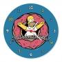 Relógio de Parede Donuts Homer Simpson - The Simpsons