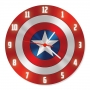 Relógio de Parede Escudo Capitão América