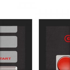 Set de Quadros Joystick Nintendo