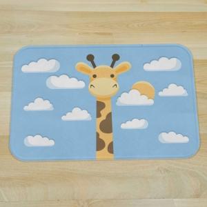 Tapete Macio Girafa