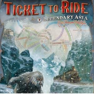Ticket to Ride Ásia (Expansão)