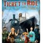 Ticket to Ride Trilhos e Velas