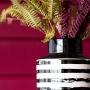 Vaso de Cerâmica Listrado