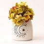 Vaso de Cerâmica Médio Lua