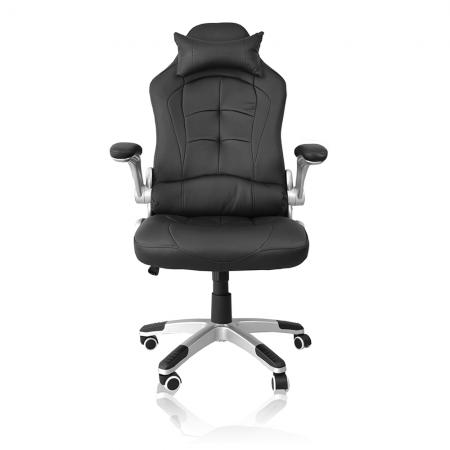 Cadeira Gamer Office Concórdia Ac-8057  Preta
