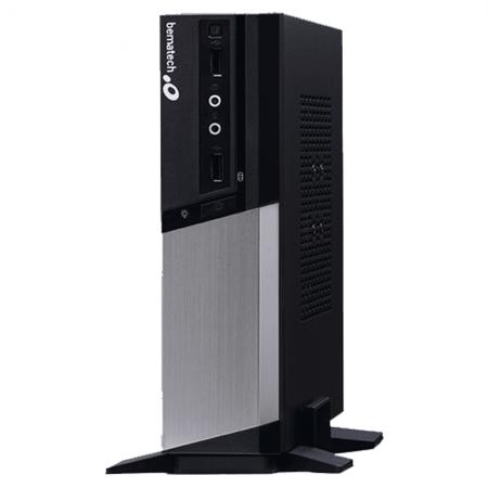Computador Bematech Rc 8400 Celeron J1800 Memória 8gb Ddr3 Ssd 240gb Fonte 130w 2 Seriais Sistema Windows 10 Enterprise