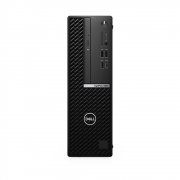 Computador Dell Optiplex 5080 Sff Core I7-10700 16gb Ddr4 Ssd 256gb Dvd Sistema Windows 10 Pro