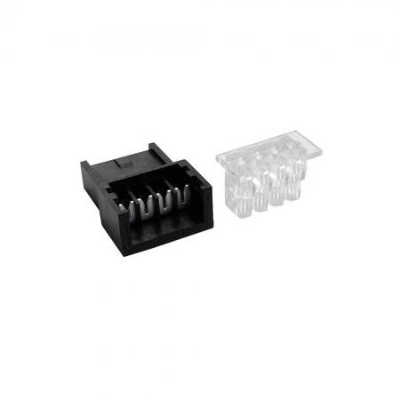 Conector Intelbras Fm Plug 180 Maxcom Kit 10 Peças