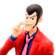 Figure Lupin The Third Part 5 - Lupin - Master Star Piece