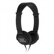 Fone De Ouvido Headphone Jbl C300 Si On Ear Almofadas Estofadas Preto