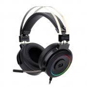 Headset Fone Rgb Gamer Redragon Lamia 2 Com Microfone Drivers 40mm H320rgb
