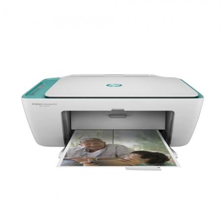 Impressora Multifuncional Hp Deskjet Advantage 2676 Wifi