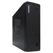 Mini Pc Concórdia Processador Intel Core I3 9100 Memória 8gb Ddr4 Ssd 240gb Wifi  Com Windows 10 Pro