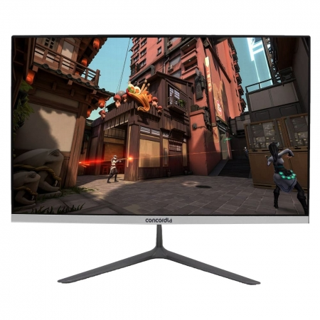 """Monitor Concórdia Gamer R200s 23.6"""" Led Full Hd 144hz Freesync Hdmi Display Port - Outlet"""