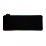Mousepad Gamer Grande Com Led Rgb 7 Cores Gms- X5