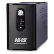 Nobreak Nhs Compact Plus Iii 1200va C/ 2 Bat. Seladas 7ah/s.120v/usb
