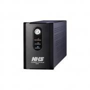 Nobreak Nhs Compact Plus Iii Ext 1500va C/ 2 Bat Seladas 7ah/s.120v)(cor Preta