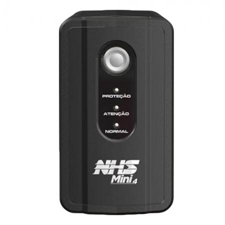 Nobreak Nhs Mini 4 600va 300w Interactive B 1x7ah 6t E120/220 S120