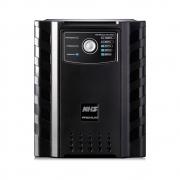 Nobreak Nhs Premium (gii 3000va C/3 Baterias Seladas 17/18ah/s.120v)(cor Preta)