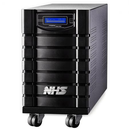 Nobreak Nhs Prime Senoidal 3000va 2400w B 8x7ah 8T E120/220v S120v