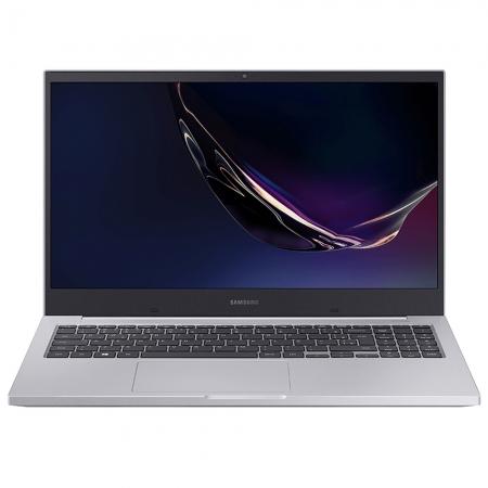Notebook Samsung Book E30 Np550 I3-10110u Memoria 8gb Ssd 240gb Tela Led 15.6'' Full Hd Windows 10 Home Prata