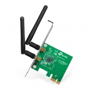 Placa De Rede Wireless Tp-link Tlwn881nd 300 Mbps