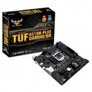 Placa Mãe Asus TUF H310M-PLUS GAMING/BR INTEL LGA1151 DDR4 mATX