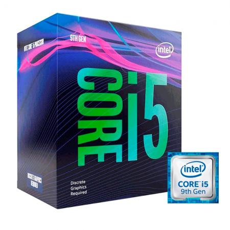 Processador Intel Core I5-9400f, Cache 9mb, 2.9ghz (4.1ghz Max Turbo), Lga 1151