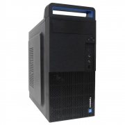 Workstation Concórdia Processador Core I5 9400f 8gb Ddr4  Hd 500gb Ssd 120gb Placa De Vídeo Rx 550 500w