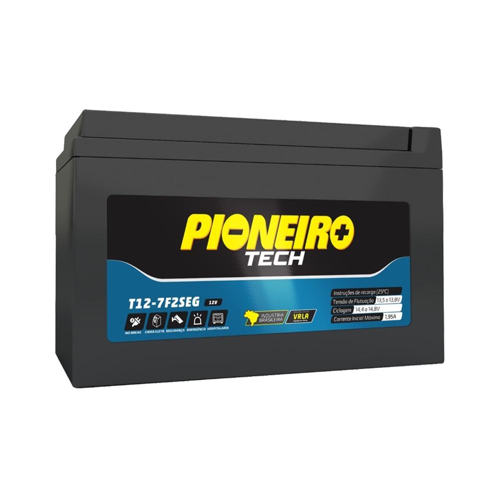 Bateria Pioneiro Para Nobreak 12v 7ah