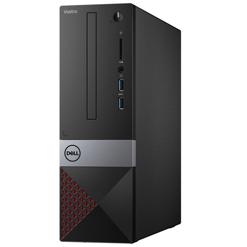 Computador Dell Vostro Sff 3470 I7-9700 Memória 8gb Ddr4 Hd 1tb Dvd Wifi+bluetooth Sistema Linux
