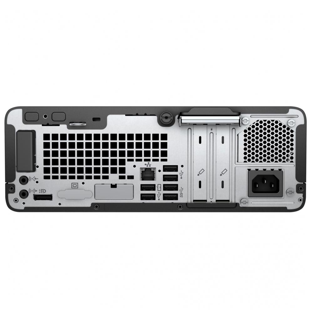 Computador Hp Prodesk 400 G6 Sff Intel Core I3-9100 Memória 8gb Ssd 120gb Sistema Freedos