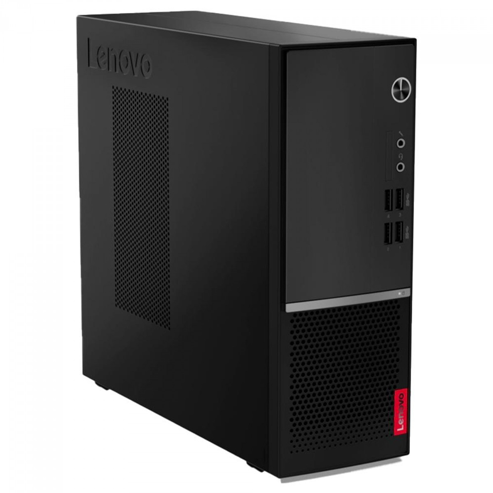 Computador Lenovo Sff V50s Core I3-10100 Memória 20gb Ssd 120gb Windows 10 Pro