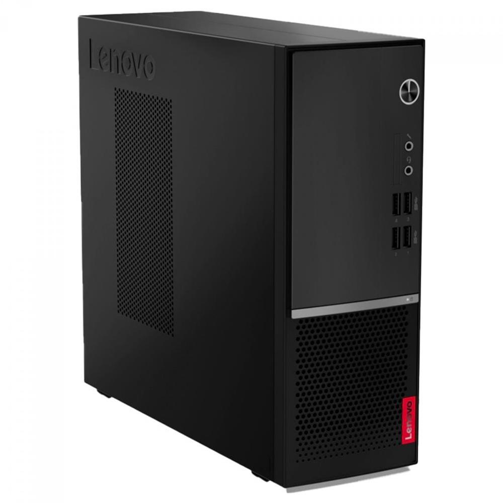 Computador Lenovo Sff V50s Core I5-10400 Memória 8gb Ssd 120gb Sistema Windows 10 Pro