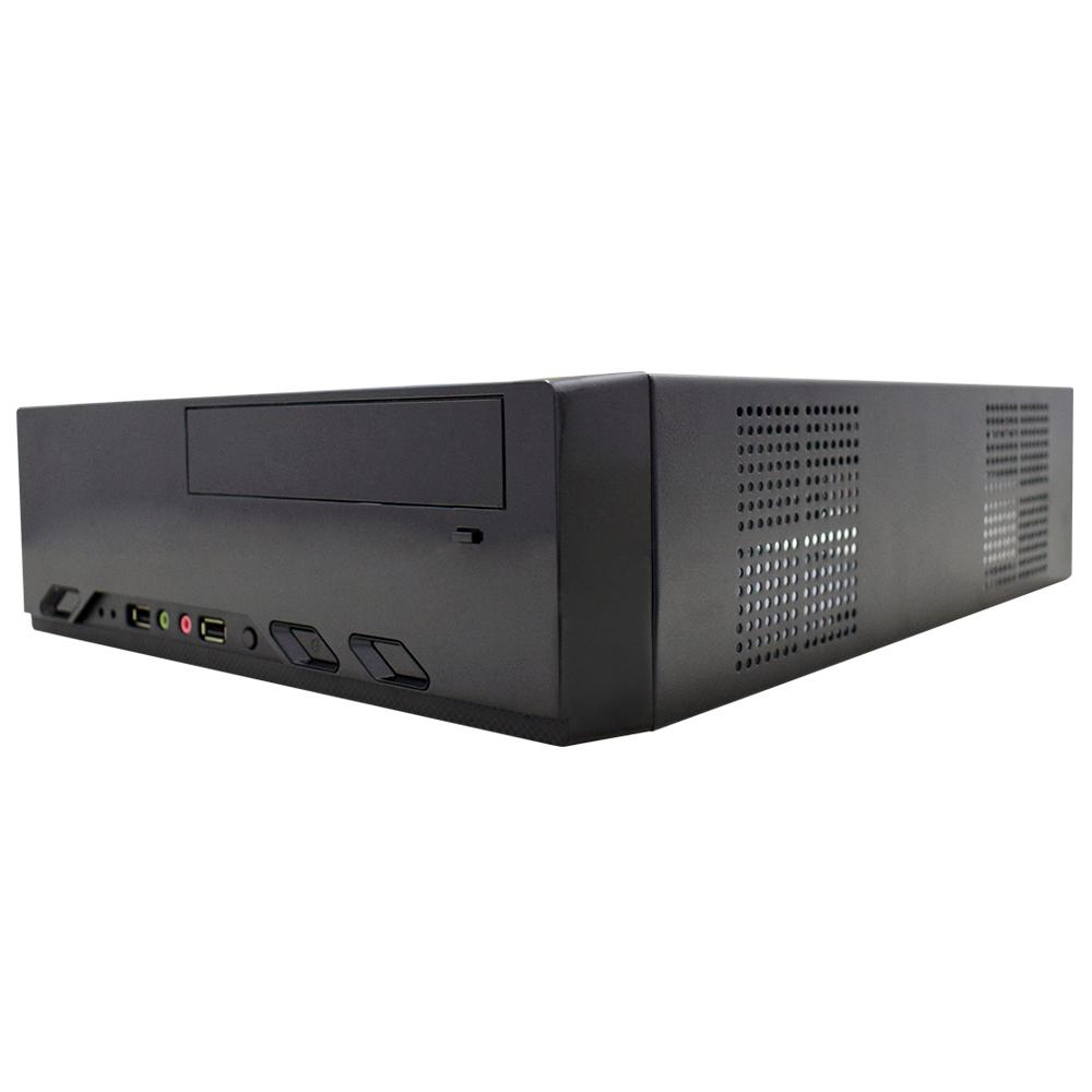 Computador Sff PCFort Processador  Intel Dual Core Memória 4gb Ddr3 Ssd 480gb