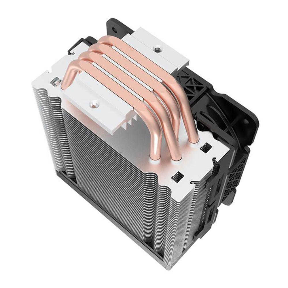 Cooler para processador Redragon ARGB CC-2000 Preto