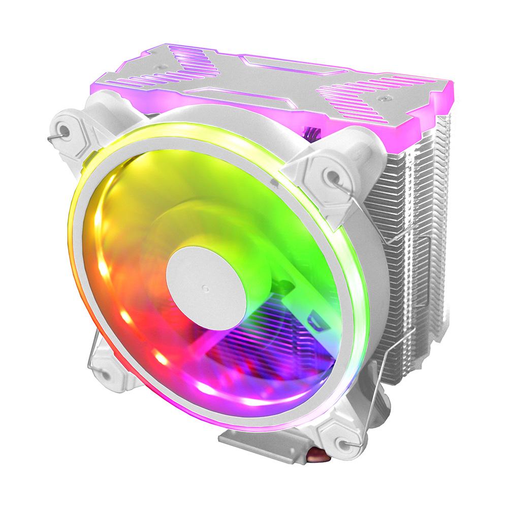 Cooler Pcfort Cl4200 Plus Com Rgb Para Processador E Cpu Intel E Amd