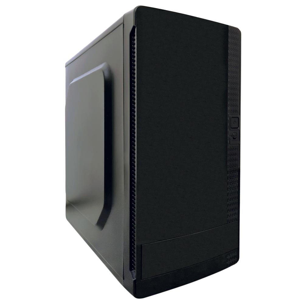 Gabinete Office Pcfort Black Basic 1503