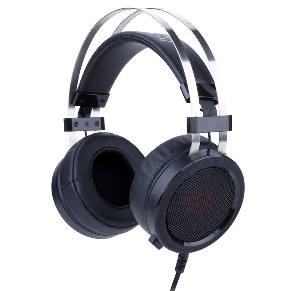 Headset Gamer Redragon Scylla Preto H901
