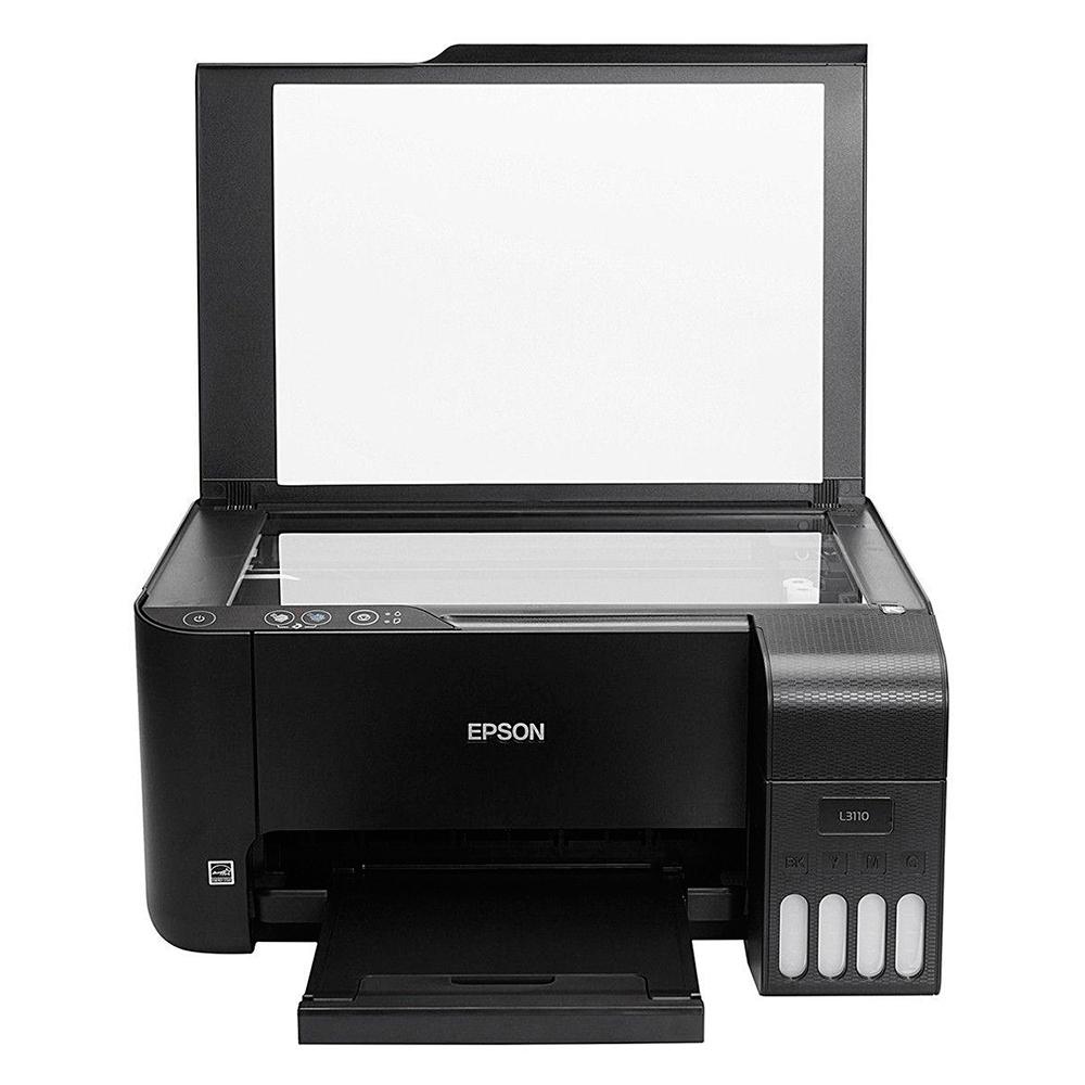 Impressora Epson L3110 Multifuncional Ecotank, Colorida, Usb, Bivolt