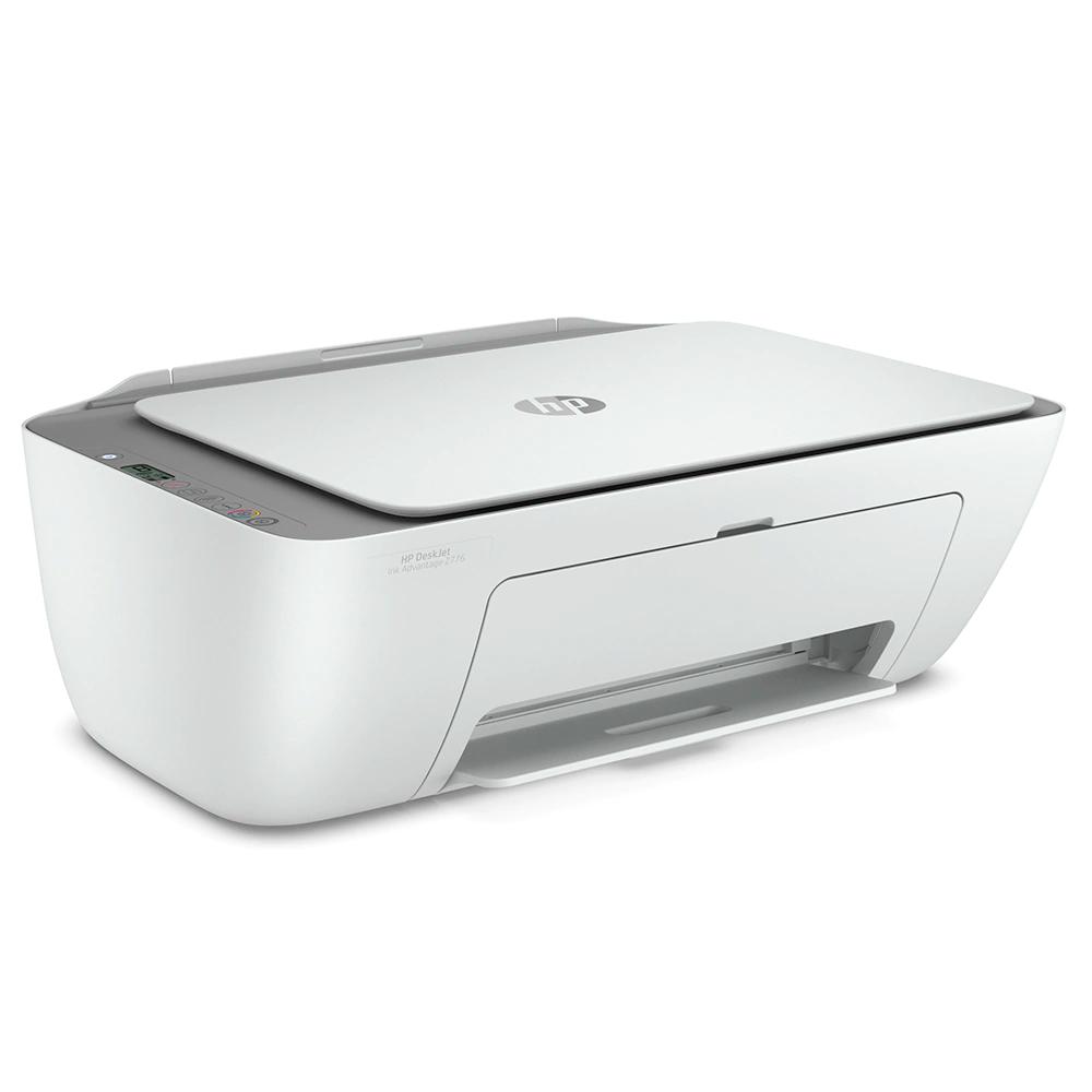 Impressora Multifuncional Hp Deskjet Advantage 2776, Jato De Tinta, Colorida, Wifi, Bivolt