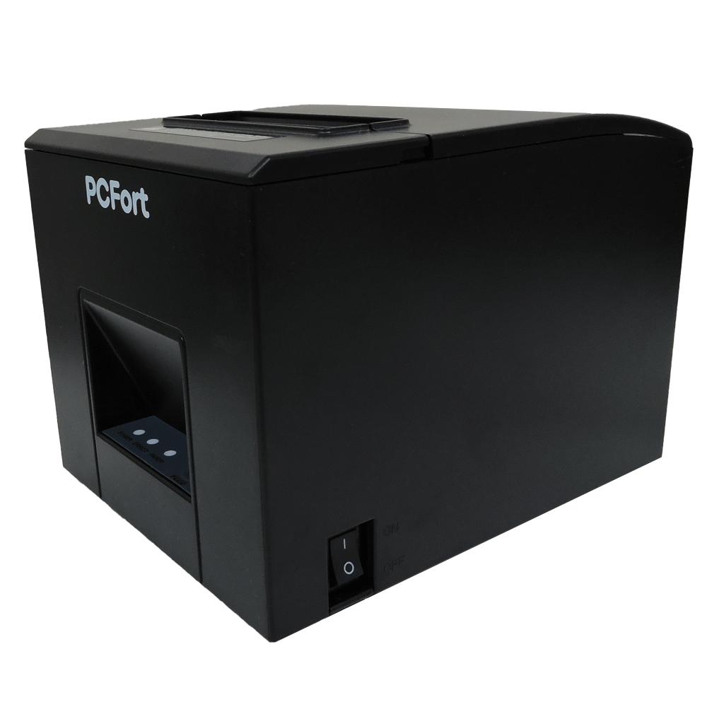 Impressora Não Fiscal Térmica De Cupom Pcfort Xp  E200m Usb E Ethernet