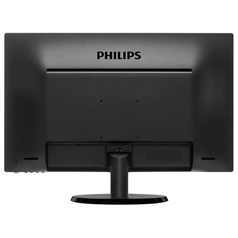 Monitor 23.6' Philips Fhd Led Hdmi Dvi