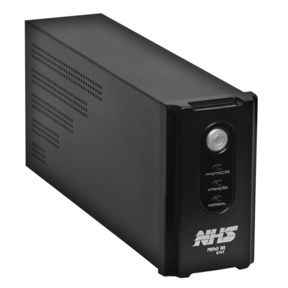 Nobreak Nhs Mini Extendido 1000va 500w Interactive B 2x5ah 6t E120/220 S120