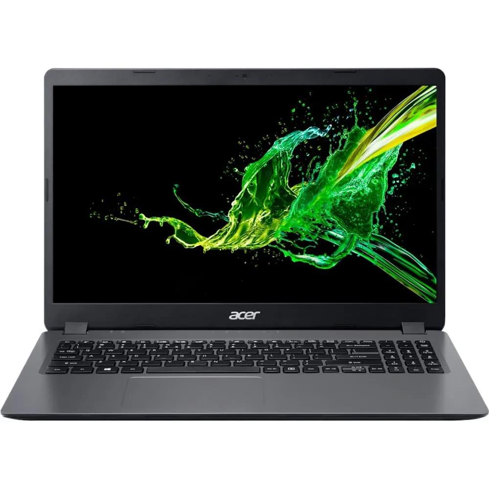 Notebook Acer A315 Intel Core I5-10210u Memoria 4gb Hd 1tb Ssd 120gb Tela 15.6' Windows 10 Home Prata