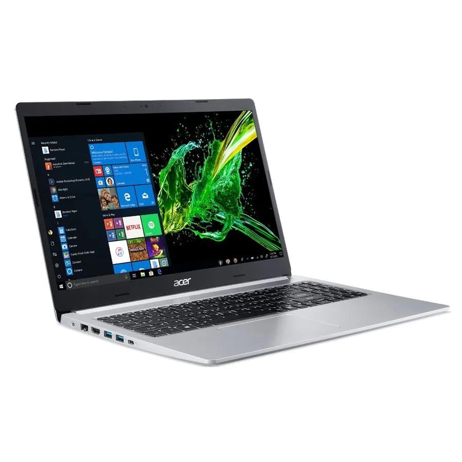 Notebook Acer Aspire 5 A515 Intel Core I5-10210u Memoria 20gb Ssd 256gb Tela 15.6'' Full Hd Windows 10 Pro