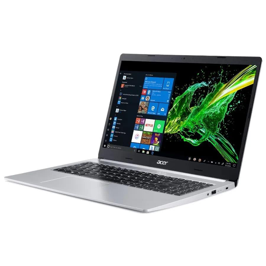 Notebook Acer Aspire 5 A515 Intel Core I5-10210u Memoria 8gb Hd 1tb Ssd 256gb Tela 15.6'' Full Hd Windows 10 Pro