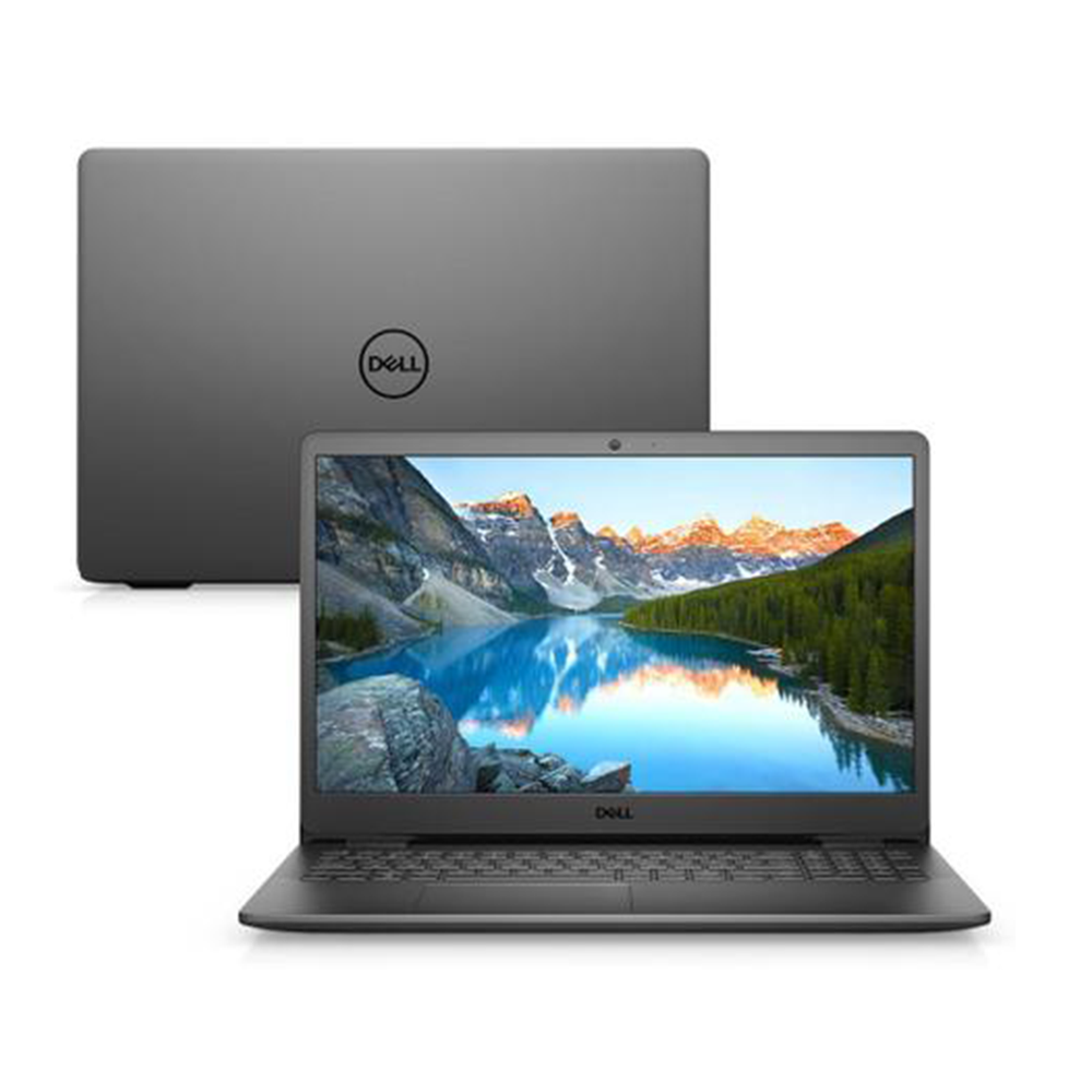 "Notebook Dell Inspiron 3501 Core I3 1005g1 Memória 12gb Ssd 256gb Tela 15,6"" Led Hd Windows 10 Pro"