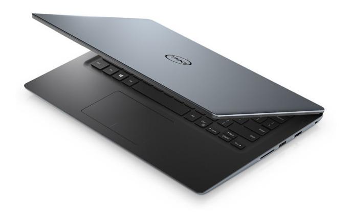 Notebook Dell Vostro 5481 Core I7 8565U Memoria 16Gb Hd Ssd 256Gb Placa Video Mx130 2Gb Tela 14' Fhd Win 10 Pro